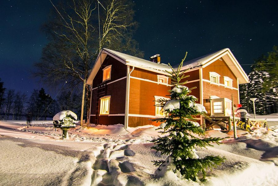 Heritage Log House - Pirtti